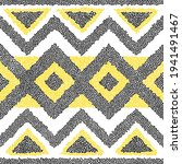 seamless geometric pattern.... | Shutterstock .eps vector #1941491467