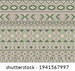 peruvian american indian... | Shutterstock .eps vector #1941567997