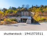 Oil Tank Culture Park At Seoul...