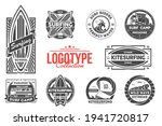 surf camp and school insignia... | Shutterstock .eps vector #1941720817