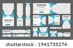 set of creative web banners of... | Shutterstock .eps vector #1941735274