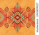 seamless geometric pattern.... | Shutterstock .eps vector #1941859027