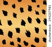 Seamless Pattern With Spots...