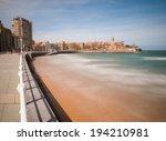 looking along san lorenzo's... | Shutterstock . vector #194210981