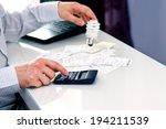 new solutions in lighting. | Shutterstock . vector #194211539