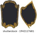 gothic frame vector 02.... | Shutterstock .eps vector #1942117681