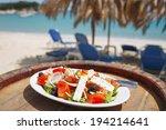 Greek Salad Fresh Tasty...