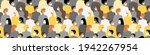 people in masks.concept of...   Shutterstock .eps vector #1942267954