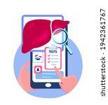 online touchscreen...   Shutterstock .eps vector #1942361767