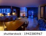 Home Interior Kitchen. Large...