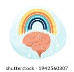 mental health vector... | Shutterstock .eps vector #1942560307