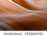 Eroded Sandstone Wave  Lower...