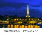 paris  france   may 9  2014 ... | Shutterstock . vector #194261777