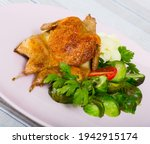 Delicious Roasted Small Poultry ...
