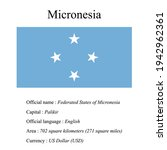 micronesia national flag ...   Shutterstock .eps vector #1942962361