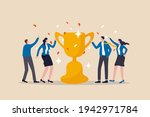team success recognition ... | Shutterstock .eps vector #1942971784