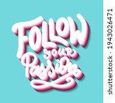 hand lettering typography... | Shutterstock .eps vector #1943026471