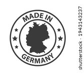 made in germany icon. stamp...   Shutterstock .eps vector #1943143237