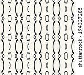 seamless pattern  stylish... | Shutterstock .eps vector #194327285
