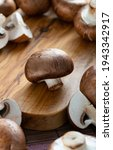 Still Life  Mushrooms...