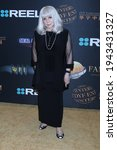 Small photo of LOS ANGELES - MAR 24: Elizabeth Travis, aka Mrs Randy Travis at the 14th Family Film Awards at the Universal Hilton Hotel on March 24, 2021 in Universal City, CA