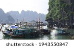 The Fishing Boats Dock....