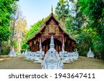 Lanna Style Church Of Wat Luang ...
