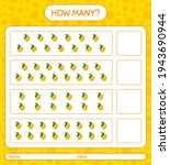 How Many Counting Game With...
