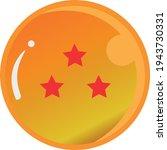 dragon ball series  vector of... | Shutterstock .eps vector #1943730331