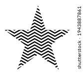 star shaped illustration. star...