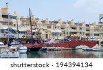benalmadena  andalucia spain  ... | Shutterstock . vector #194394134