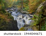The Hermitage Waterfall In...
