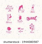 crosshatch pen line style...   Shutterstock .eps vector #1944080587