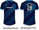 sports t shirt jersey design... | Shutterstock .eps vector #1944265774