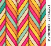 marshmallow twist sweet... | Shutterstock .eps vector #194431325