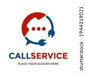 call electric service vector... | Shutterstock .eps vector #1944319021
