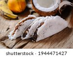 Homemade Tapioca With Coconut...