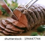 An Image Of Roast Beef