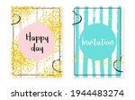 glamour banner. new year... | Shutterstock .eps vector #1944483274