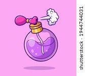 perfume cartoon vector icon...   Shutterstock .eps vector #1944744031