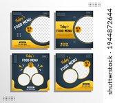 social media banner post... | Shutterstock .eps vector #1944872644