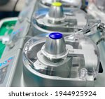 Roller Pumps Of Heart Lung...
