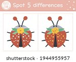 find differences game for... | Shutterstock .eps vector #1944955957