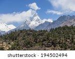 ama dablam | Shutterstock . vector #194502494