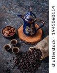 Traditional Arabian Coffee Set...