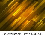abstract technology futuristic... | Shutterstock .eps vector #1945163761
