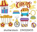 illustration featuring... | Shutterstock .eps vector #194520455