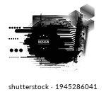 scratch grunge urban background.... | Shutterstock .eps vector #1945286041
