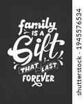 hand lettering typography... | Shutterstock .eps vector #1945576534