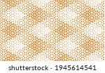 abstract geometric pattern....   Shutterstock .eps vector #1945614541